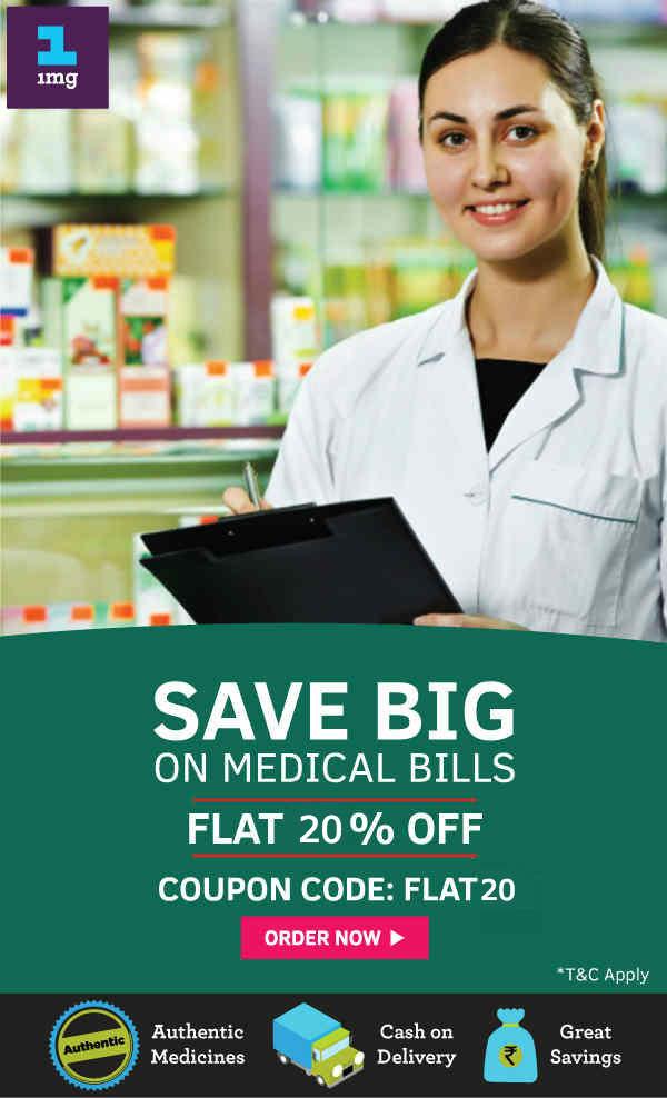 1mg.com: Order Medicines at Flat 20% Discount